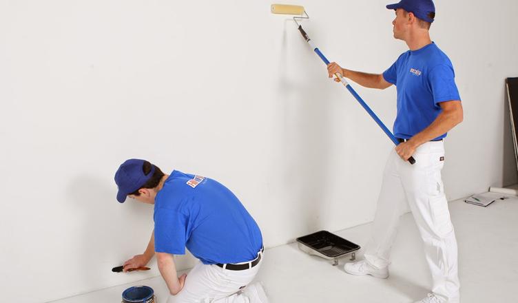 thợ sơn nhà hà nội - thi công sơn tường nhà